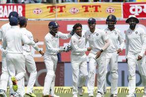 In Pics: India vs Australia, 4th Test, Day 1 in Dharamsala