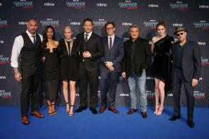 Premiere of 'Guardians of the Galaxy Vol.2 ' in London