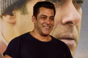 Salman Khan at 'Tubelight' trailer launch