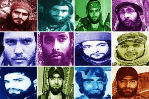 Kashmir's Terror Gallery: 12 Most Wanted Militants in the Valley