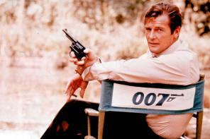 Roger Moore (1927-2017):  The longest-serving James Bond
