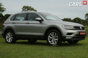 Volkswagen Tiguan First Drive Review
