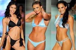 Courtney Allegra Show at Miami Swim Week Art Hearts Fashion