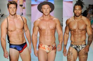 Grayson Boyd Show at Miami Swim Week Art Hearts Fashion