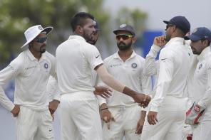 In Pics, Sri Lanka vs India, First Test, Day 3