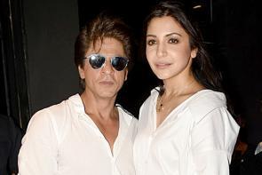 Shah Rukh Khan, Anushka Sharma at 'Hawayein' song launch