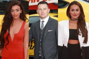'Logan Lucky' Premiere in London