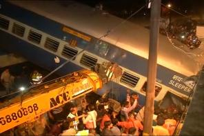 In Pics: Utkal Express Derailment in UP's Muzaffarnagar