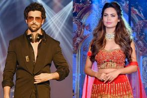 Hrithik Roshan, Esha Gupta at 'Tech Fashion Tour Season 3' in Mumbai