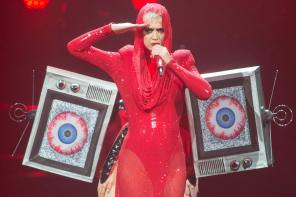 Katy Perry performs at Witness: The Tour in Montreal