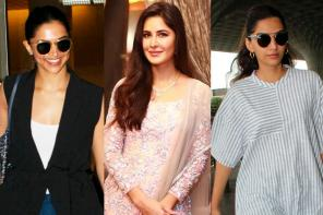 Star Spotting: Deepika Padukone, Katrina Kaif, Sonam Kapoor, Shraddha Kapoor, Tamannaah...