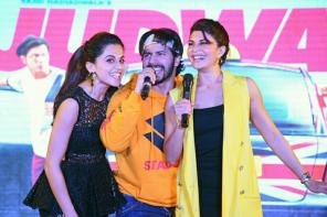 'Judwaa 2' Promotional Event in Delhi