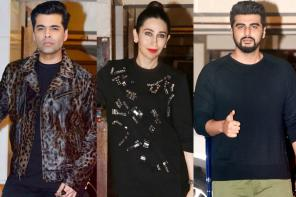 Bollywood Celebrities at Kareena Kapoor's Birthday Bash
