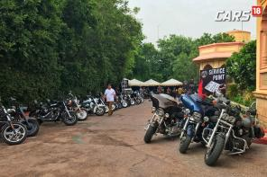 Experiencing HOG Rally After Riding Delhi-Jodhpur on a Harley-Davidson Roadster