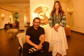 From Aamir Khan to Alia Bhatt, Bollywood Celebs Visit Gauri Khan Designs