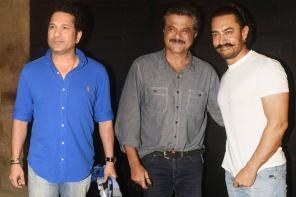 Sachin Tendulkar watches Aamir Khan's Secret Superstar