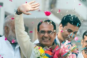 No Records of MP CM's Foreign Visits, Says his Office