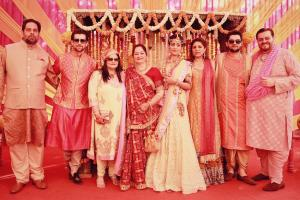 Neil Nitin Mukesh, Rukmini Sahay's Wedding Celebrations Are So Dreamy