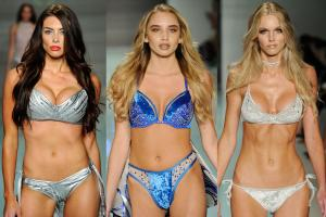 Cirone Swim Show at Miami Swim Week Art Hearts Fashion