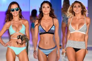 SWIMMIAMI Versakini 2018 Collection in Miami Beach