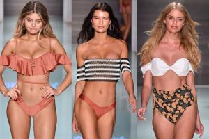 Montce Show at Funkshion Swim Fashion Week
