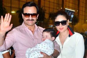 Star Spotting: Shah Rukh Khan, Kajol, Kareena Kapoor, Saif Ali Khan, Shahid kapoor...