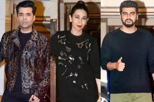 Bollywood Celebrities at Kareena Kapoor's Birthday Bash