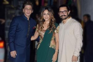 Aamir Khan's Diwali Party: A Star-Studded Affair
