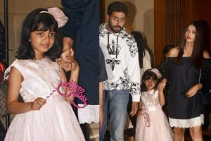 Aaradhya Bachchan's Birthday Party: A Family Affair