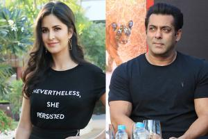 Salman Khan, Katrina Kaif Unveil Bika Kak's Book in Mumbai
