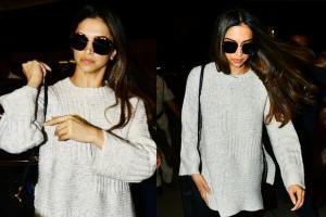 Virat-Anushka's Wedding: Deepika Padukone Leaves For Italy