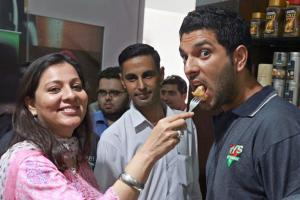 Yuvraj Singh Birthday Special: Rare & Unseen Photos