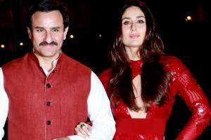 Kareena Kapoor Khan Steps Out in a Daring Dress at Book Launch