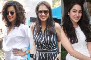 B-Town Divas at Kanta Motwane's Party; See Photos
