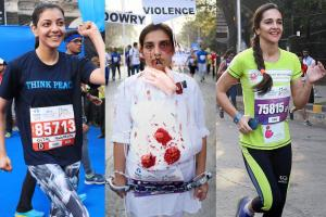 In Photos: 15 Best Moments From the Mumbai Marathon 2018
