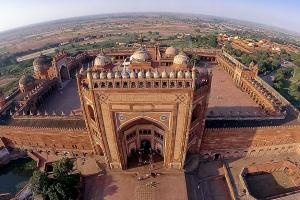 Beauty of India from Birds-Eye View: Brilliant Pics Captured by Drone