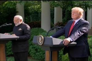 We Will Destroy Radical Islamic Terrorism: Trump, Modi