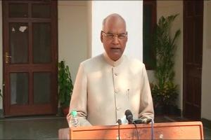 Watch: Ram Nath Kovind Wins The Race To Raisina