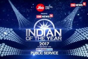 Indian of the Year 2017: Meet the Nominees in Public Service Category