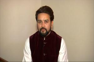 "After 22 years, it's not easy to remain in power, ""Modi factor"" worked in our favour : Anurag Thakur"