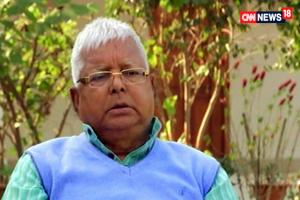 Rahul Gandhi Must Talk to Other Parties Before 2019 Elections: Lalu Yadav