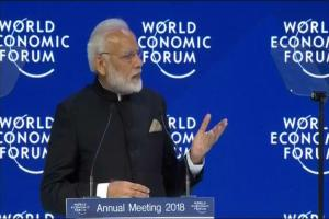 Watch: PM Narendra Modi Plenary Speech in Davos