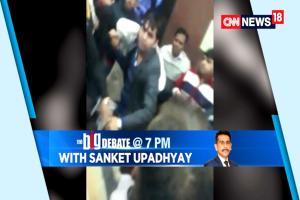 The Big Debate With Sanket Upadhyay I #AAPvsBabus