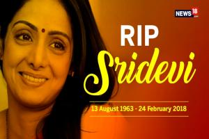 RIP Sridevi: Remembering Bollywood's First Female Superstar