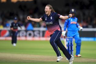 Women's World Cup 2017: Eng vs Ind - Star of the Match - Anya Shrubsole