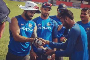 Hardik Pandya Makes Debut, 289th Indian to Get Test Cap