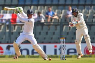 India vs England: Ashwin Strikes Back After Keaton Jennings' Show