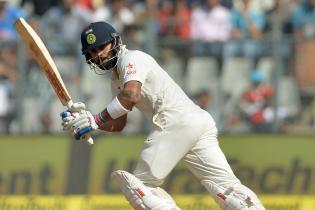 India vs England Live Score, 4th Test: Virat Kohli Slams Third Double Century