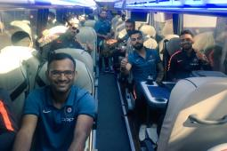Champions Trophy 2017: Virat Kohli and Co Arrive in London