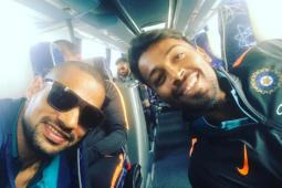 Virat Kohli and Boys Embark on Caribbean Journey